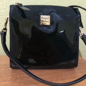 Dooney & Bourke Patent Leather Purse NWOT